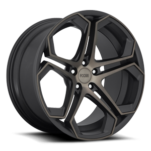 18x7//18x8 Foose Legend F105 5x4.75//5x120.65 1//1 Chrome Wheels Rims Set 4