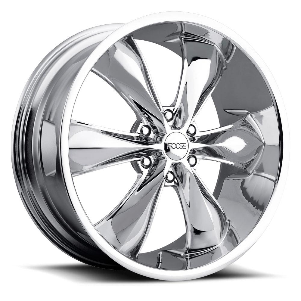 Legend 6 F137 Foose Design Wheels