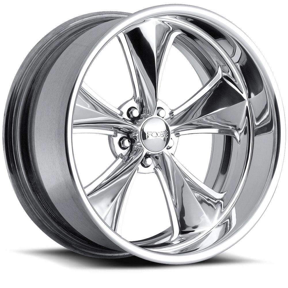 Nitrous F201 Foose Design Wheels
